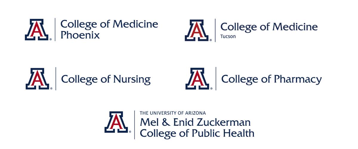 Interdisciplinary partners contributing to the interprofessional aging program.